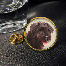 Bouvier des Flandres Dog Lapel Pin Badge Gift