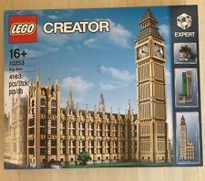 LEGO® CREATOR - EXPERT - 10253 - Big Ben NEU & OVP über 4.000 LEGO® Teile NEU