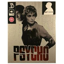 Psycho 4K Steelbook Blu-Ray - EverythingBlu #005 BluPack - Limited Edition