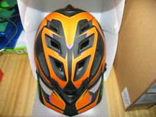 casco Troy Lee Designs a1 arancio nero taglia xl-xxl 60 62