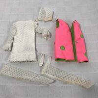 Barbie Skipper Clothes Set No 1943 Popover 1967 Vintage Mattel