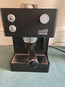 Gaggia Cubika Plus Espresso Machine