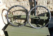 EVO E 38 Carbon fibre clincher wheelset