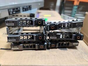 "Dell 2.5"" Inch SAS SATA HDD Hard Drive Tray Caddy PowerEdge R710/R610/R720/R620"