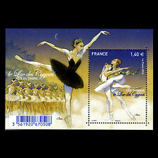 "France 2016 - Stamp Festival ""Dancing Swan Lake"" Music - MNH"