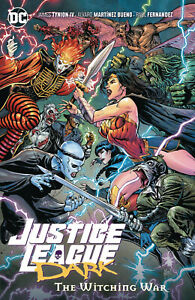 Justice League Dark Volume 3 The Witching Hour Softcover Graphic Novel