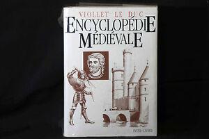 Viollet le Duc, Encyclopédie Médieval