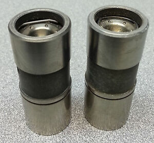 Pair (only 2) of new replacement Chevrolet hydraulic lifters for V8, 4 & 6 cyls