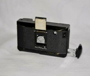 Vintage Rapid -Omega 120  Film Back.