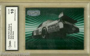 2010 Press Pass Eclipse Racing Cars #C8 Dale Earnhardt Jr.'s Car GMA Gem MT 10