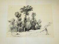 Jean Jacques de BOISSIEU (1736-1810) GRAVURE XVIII CHASSEUR LYON LYONNAIS P55