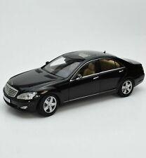 1:18 AUTOart B66962330 Mercedes-Benz S-Class S500 W221 Black - 2005