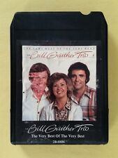 BILL GAITHER TRIO Very Best Of The Very Best 8 Track Tape Word 2B 8804