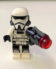 BRAND NEW STAR WARS LEGO Imperial Patrol Trooper Minifigure with working gun