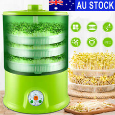 3-Layers PTC Bean Seed Sprouts 220V Homemade Multifunction Automatic Machine