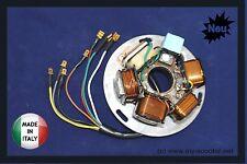 VESPA Zündung Zündgrundplatte 12V Elektronik PX 80 125 150 200 1.Serie 7 Kabel