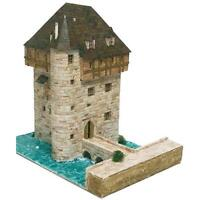 Aedes Ars Bodiam Castle Model Kit Brick Model Kit 5850 Pieces