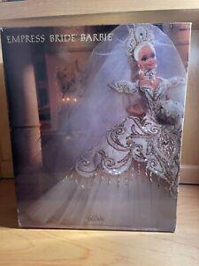 Empress Bride Barbie Doll 1992. Bob Mackie Timeless Treasures. NRFB
