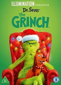 Dr. Seuss' The Grinch [2018] (Illumination) (DVD) Scott Mosier