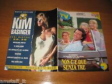 TV SORRISI E CANZONI=1992/42=LUCA BARBARESCHI=UMBERTO BOSSI=GIORGIO GABER=