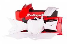 Kit Plásticos Polisport Honda CRF 250 R 2014 2017 CRF 450 R 13 -16 OEM Rojo 90536