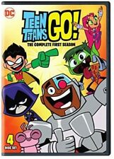 Teen Titans Go!: Complete First Season [New Dvd] Boxed Set