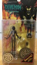 Devilman More than Demon Miki Limited Color Figure SDCC Rare HTF Exclusive NEW