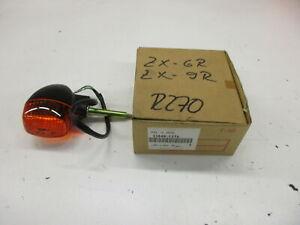 R270. Kawasaki ZX-6 R ZX-9 Intermitente Trasero Izquierdo Giro Señal 23040-1276