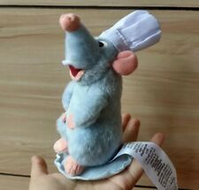Disney Store Ratatouille Chef Remy Magnetic Shoulder Plush Toy New