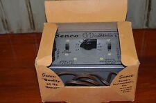 Vintage Senco Model PP2 Peak to Peak Comparison Meter oscilloscope accessory BOX