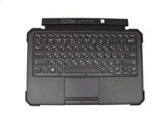 Genuine Dell Latitude 12 Rugged 7202 IP-65 RGB Backlit RUSSIAN Layout Keyboard