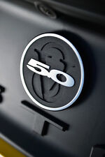 Ford V8 5.0 Emblem - Billet Aluminum,  2016-17 Mustang