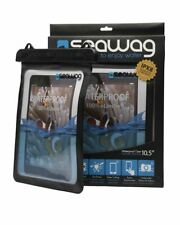 Waterproof Case for 10.5'' Tablets Black Seawag Universal