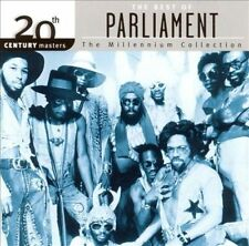 20th Century Masters - The Millennium Collection: The Best of Parliament by Parliament (CD, Jan-2000, Mercury)