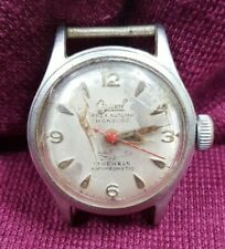 SMALL VINTAGE LADIES WRIST WATCH OGIVAL ROTAREX AUTOMATIC