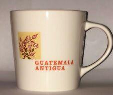 2005 STARBUCKS Guatemala Antigua Latin America Coffee Mug