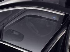 FORD S-MAX VENTO DEFLETTORI in grigio chiaro-Solo Anteriori (1717220)