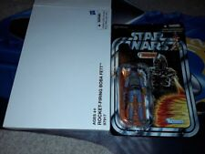 Star Wars Rocket Firing  Boba Fett Mail Away VCP03