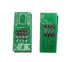 2x SOIC8 SOIC16 MULTI FUNCTION EEPROM PROGRAMMER ZIF ADAPTER