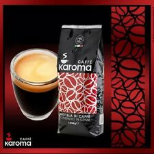 Italian Espresso Whole Beans STRONG BLEND 2.2lbs 1-3Day Delivery! Karoma Rosso!