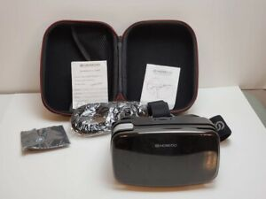 HOMiDO V2 Virtual Reality Headset for Iphone / Smartphones 3D & 360 Video Black
