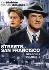 The Streets of San Francisco: Season 1 Volume 2 [New DVD] Full Frame, Slim Pac
