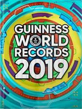 Guinness Book Of World Records 2019 Annual Hardback Guiness Illustrated RRP £20