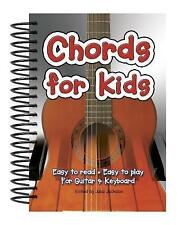 Chords For Kids: Easy to Read, Easy to Play, For Guitar & Keyboard by Flame Tre…