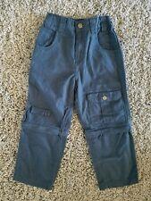 Boy's Size 7 ARIZONA Blue Cargo Pants