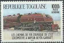 Timbre Trains Togo PA530 ** lot 22513