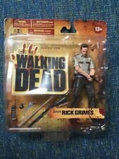 McFarlane The Walking Dead Series 1 Deputy Rick Grimes Action Figure New In Box