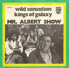 "MR. ALBERT SHOW - Wild Sensation (1969 PROG./ROCK VINYL SINGLE 7"" + PS)"