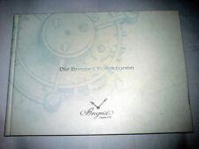 Breguet (Hrsg.) - Die Breguet Kollektionen 2007 - 2008
