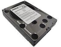 """New 2TB (2000GB) 64MB Cache 7200RPM SATA2 3.5"""" Desktop Hard Drive - PC & Mac"""